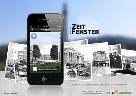 Bild Zeitfenster App