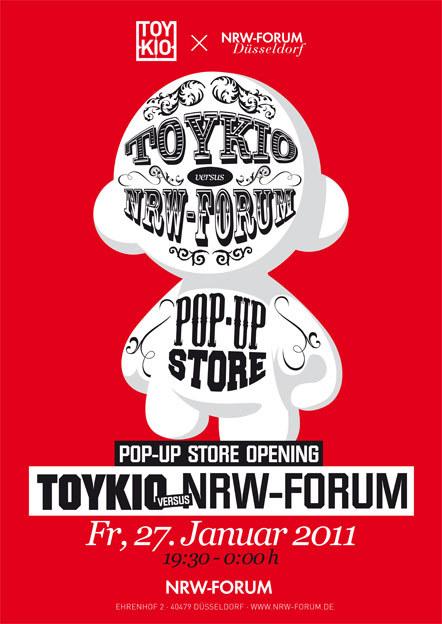 Bild Toykio NRW-Forum
