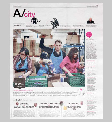 Bild best designes newspapers Grid