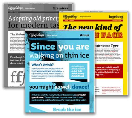 Bild Typejockeys Webfonts