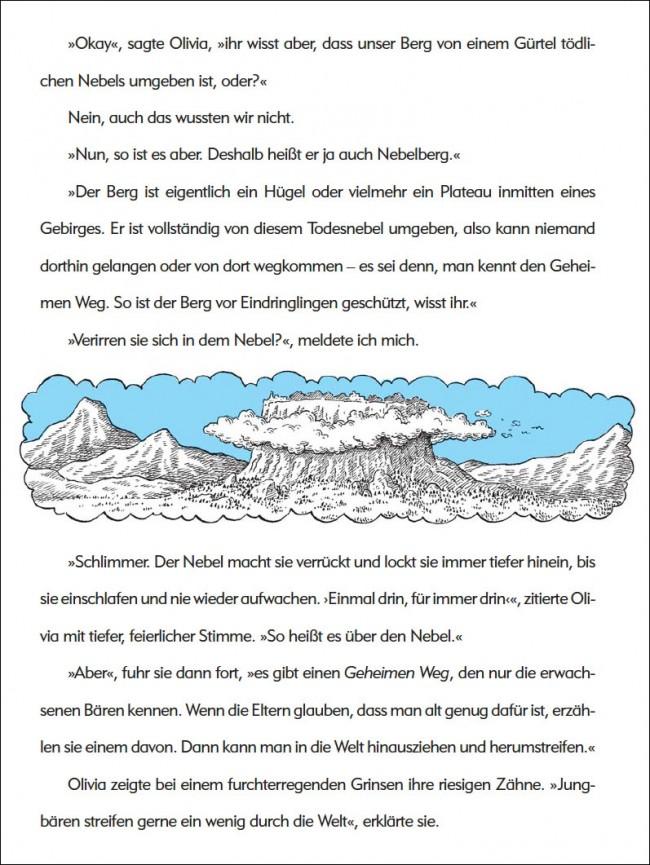 Susan Schade, Jon Buller: Thelonius große Reise. Das Geheimnis des Nebelbergs. Knesebeck-Verlag, München