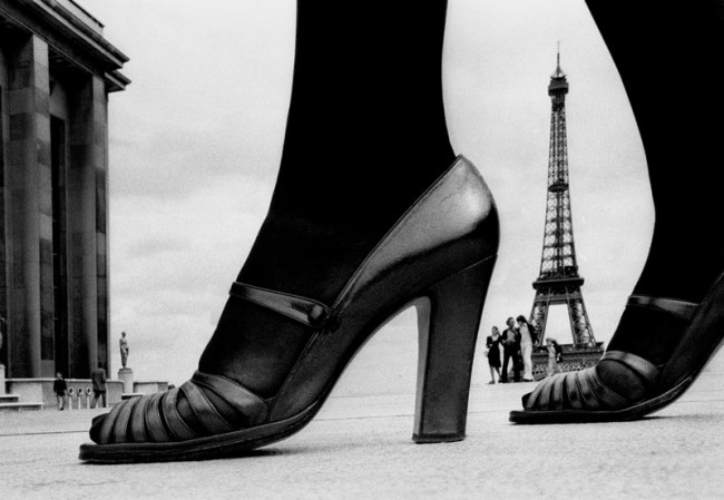 Shoe and Tour Eiffel A, 1974, Paris, Stern
