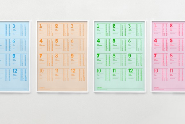 TypeTables posters