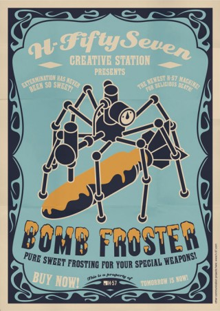Bomb Froster
