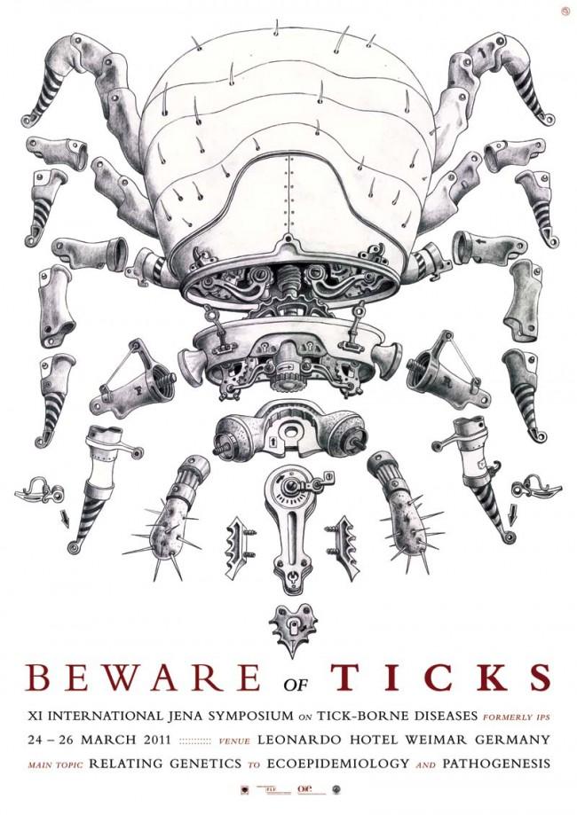 Beware of Ticks - Robert Voss