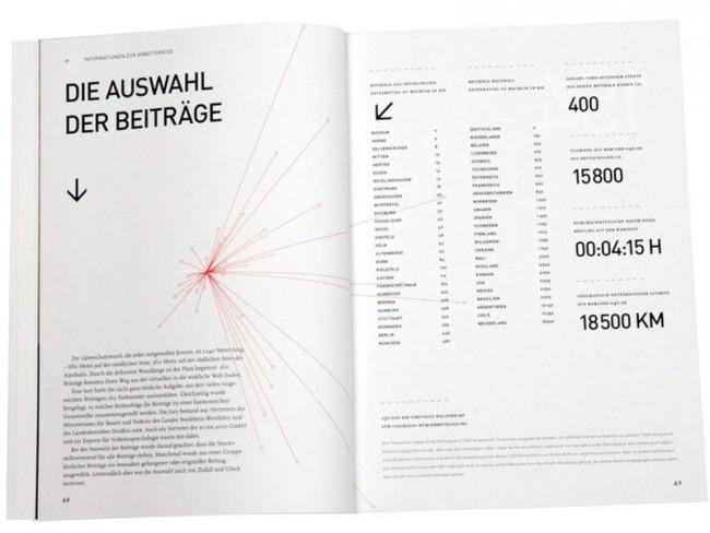 Barcode | Dokumentation des Gestaltungswettbewerbs Barcode A40