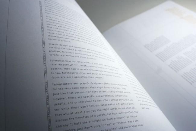 Textbooks for Typography | Carolina de Bartolo