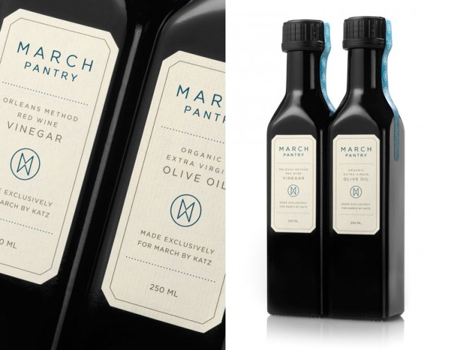 March Pantry Identity & Packaging System | Design is Play