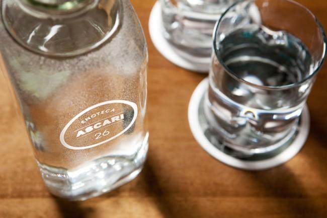 Corporate Design für die Pasta- und Weinbar Ascari in Toronto | Blok Design