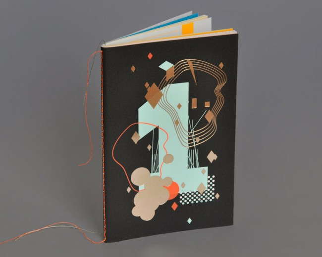 Notebook »Imprimerie du Marais« | Visiotypen