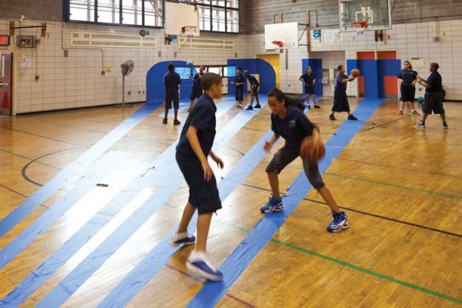 New Yorker Schulprojekt | Doyle Partners
