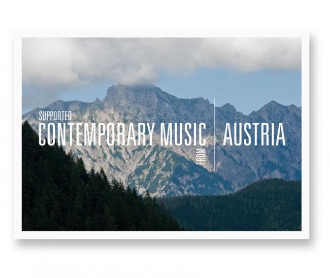 Promotiontool für Music Austria | Eva Dranaz