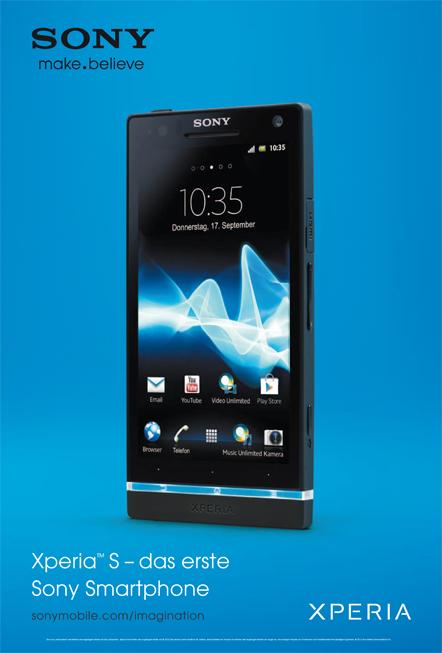 Bild Sony Xperia
