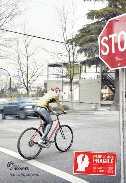 Bild City of Vancouver road safety