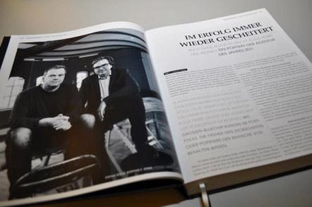 Bild Jahrbuch der Werbung 2012