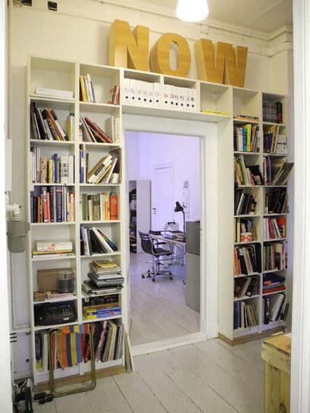 Bild Blick ins Studio Jakob Hinrichs