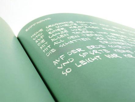 Bild Schiele Font Surface