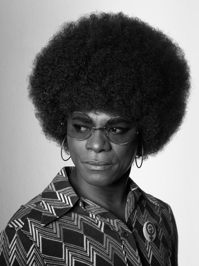 Samuel Fosso Autoportraits 'African Spirits' 2008