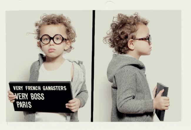 Very Boss Écaille Optique © 2011 Very French Gangsters  © Fotos: Cécilia Jauniau