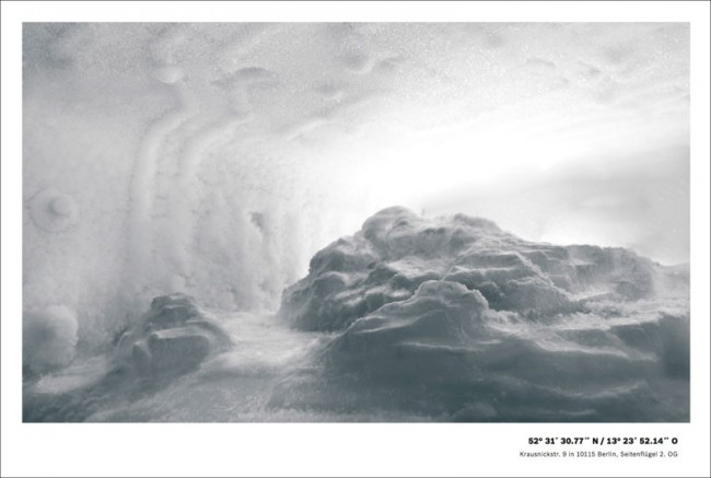 Die »Icebergs«-Kampagne von DDB Tribal Berlin fotografierte Dzymon Plewa. Bildbearbeitung: Michail Paderin