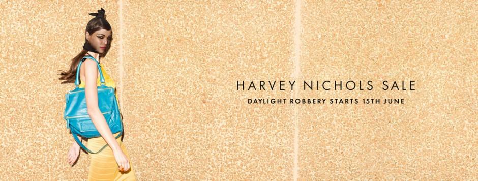 DDB London für die Kampagne »Daylight Robbery« von Harvey Nichols. Fotografie: Frederike Helwig