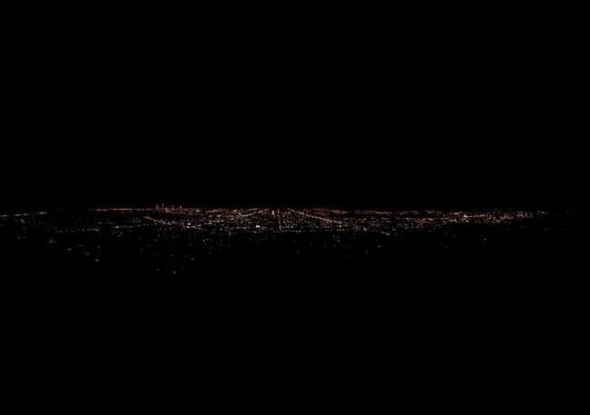 James Reeve, Lightscape #24 Los Angeles