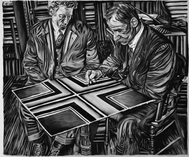 Van de Velde, The Artist and His Tutor