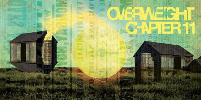 Over | Strangehalos, David Delander