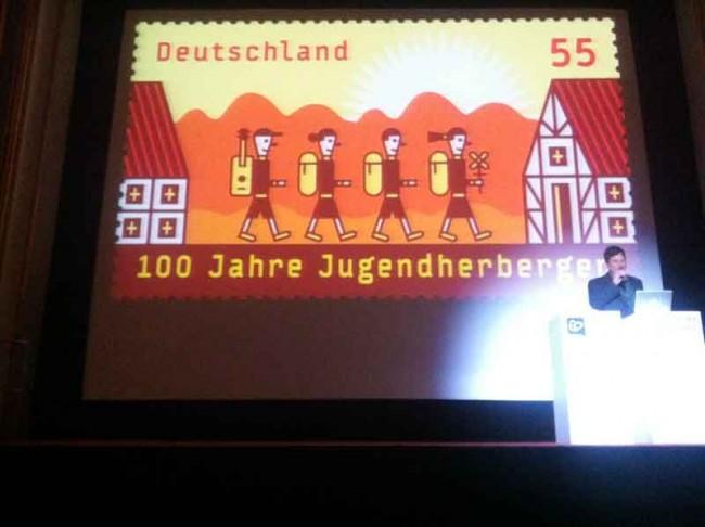 Briefmarke von Henning Wagenbreth