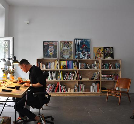 Bild Olaf Hajek Studio