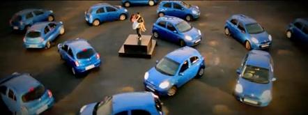 Bild Nissan new Star of India