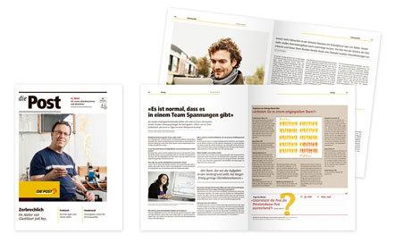 Bild Schweizerische Post