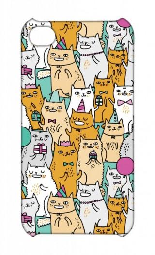 Katzen-Illustration von Gemma Correll