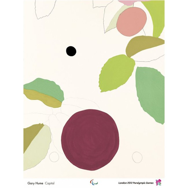 Paralympic poster - Gary Hume