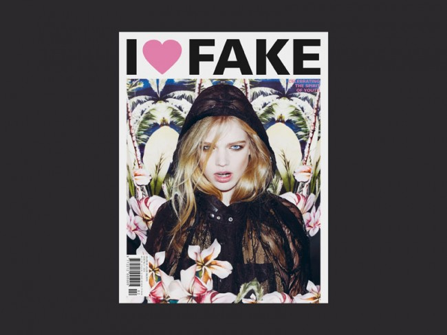 I Love Fake magazine