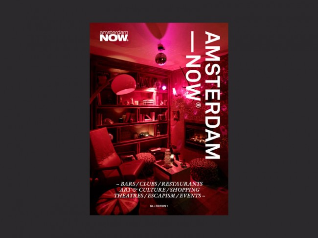 Amsterdam Now – The book