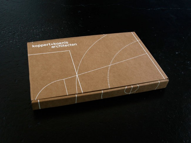 Portfolio box for Koppert+Koenis