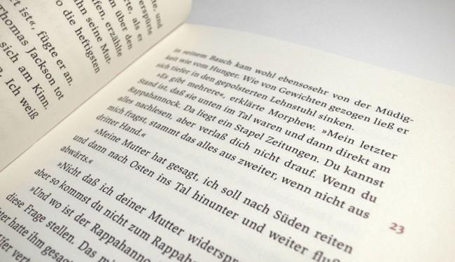 Lapture, »Der Glanzrappe« (Design - Christian Ide und Lisa Neuhalfen)