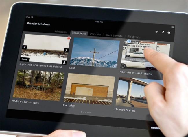 Facit, Viewbook App