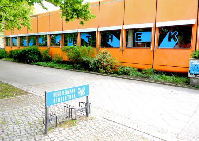 Hugo-Heimann-Bibliothek, Berlin
