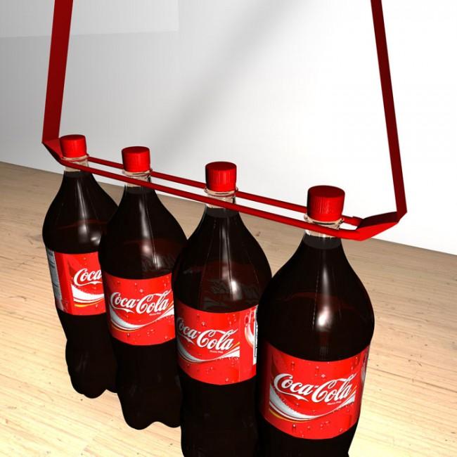 Coca-Cola Verpackung | Coca-Cola (Wettbewerb Jovoto)