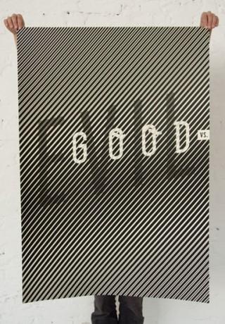 Good vs. Evil - Tourplakat (2010)