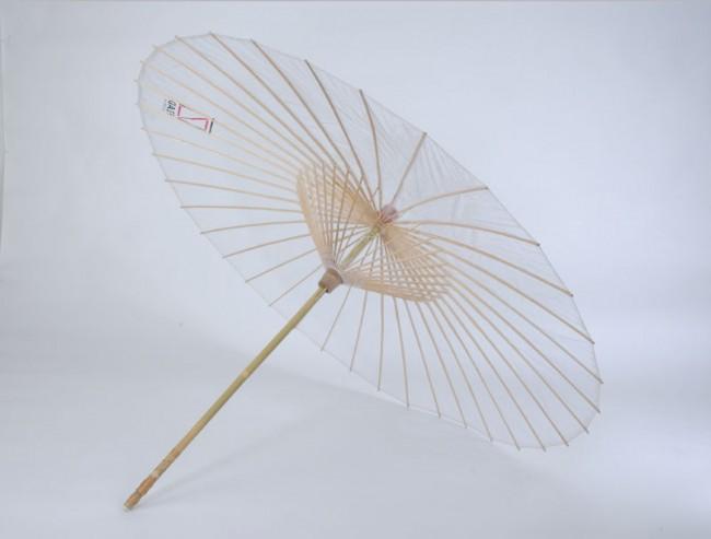 Der Regenschirm The Brelli aus New York hat ein Bambus-Gestell und besteht aus recyceltem PVC, das vollständig biologisch abbaubar ist.