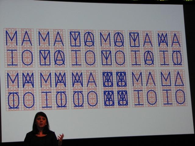 Font-Entwicklung von TwoPoints.Net, Barcelona