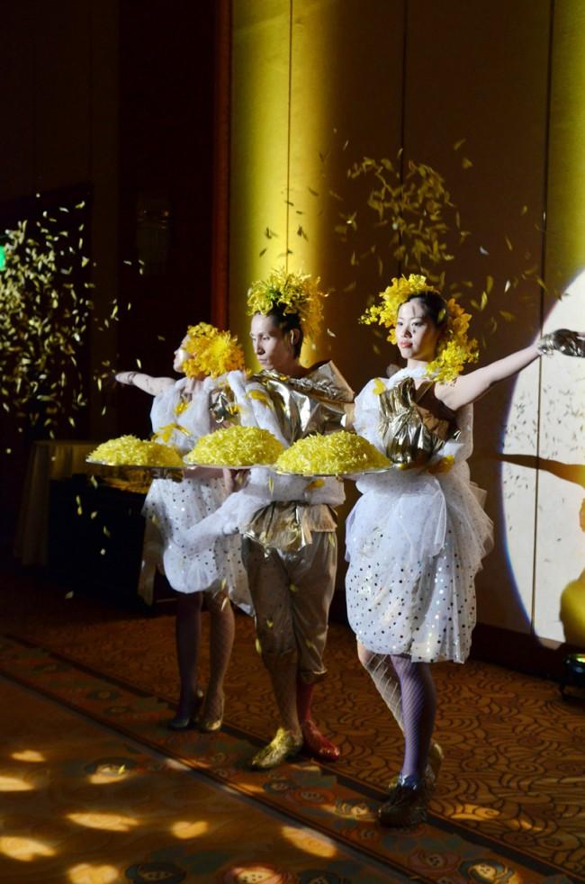 Performance von Ayako Suwa