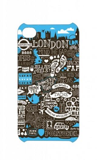 London-Illustration von Sophie Henson