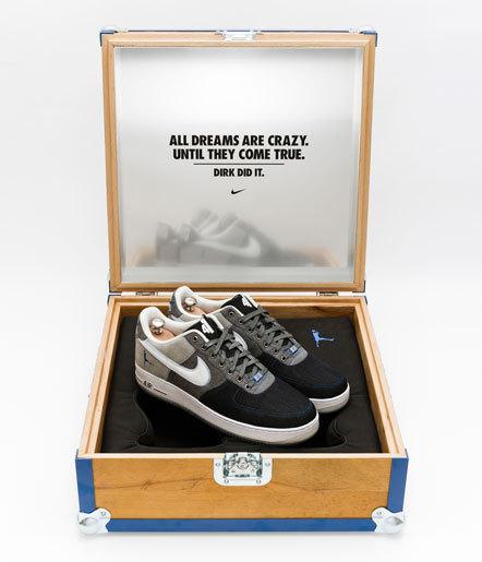 Bild Dirk Nike