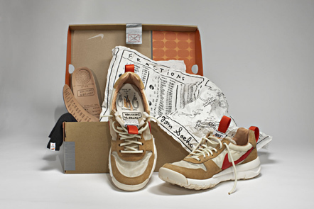 Bild Tom Sachs NIKE:craft