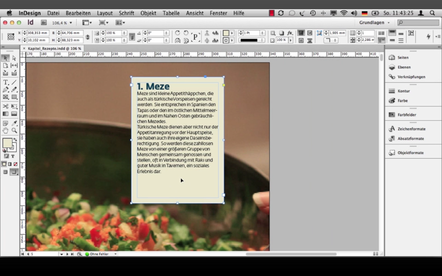 InDesign-Training