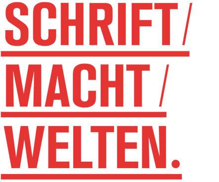 Bild Typografie und Macht